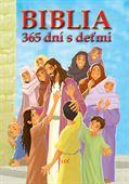 Obrázok pre výrobcu Biblia. 365 dní s deťmi