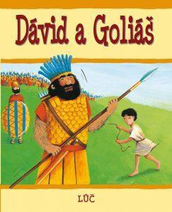 Obrázok z Dávid a Goliáš - Biblické príbehy pre deti