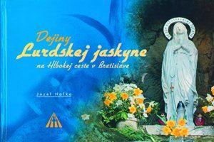 Obrázok z Dejiny Lurdskej jaskyne na Hlbokej ceste v Bratislave