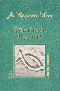 Obrázok z Experiment bez viery