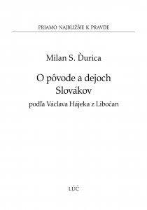 Obrázok z O pôvode a dejoch Slovákov