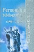 Obrázok pre výrobcu Personálna bibliografia