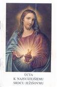 Obrázok pre výrobcu Úcta k Najsvätejšiemu Srdcu Ježišovmu