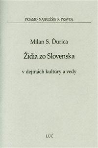 Obrázok z Židia zo SLovenska v dejinách kultúry a vedy