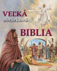 Obrázok z Veľká obrázková biblia 2.vyd.