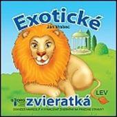 Obrázok pre výrobcu EXOTICKE ZVIERATKA-LEPOR./G
