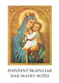 Obrázok pre výrobcu Posvätný škapuliar, dar Matky Božej