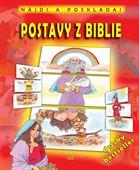 Obrázok pre výrobcu POSTAVY Z BIBLIE,  Nájdi a poskladaj