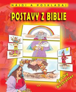 Obrázok z POSTAVY Z BIBLIE,  Nájdi a poskladaj