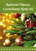 Obrázok pre výrobcu Radostné Vianoce a požehnaný Nový rok