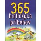Obrázok pre výrobcu 365 BIBLICKYCH PRIBEHOV